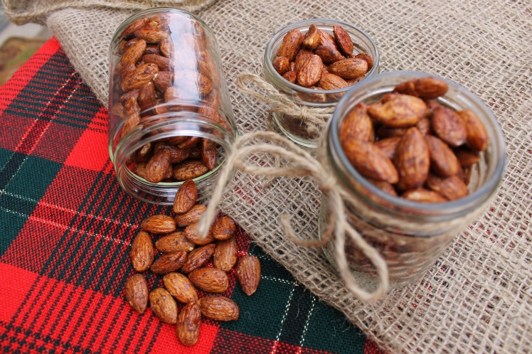 spiced nuts, nuts, recipe, holiday gift, gift ideas, entertaining