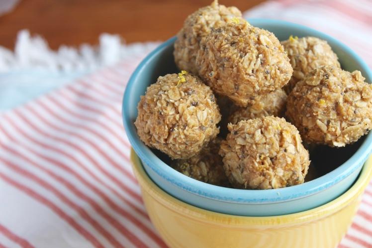 Lemon Balls, Lemon Bites, Lemon, Snack Food, Healthy Snacks