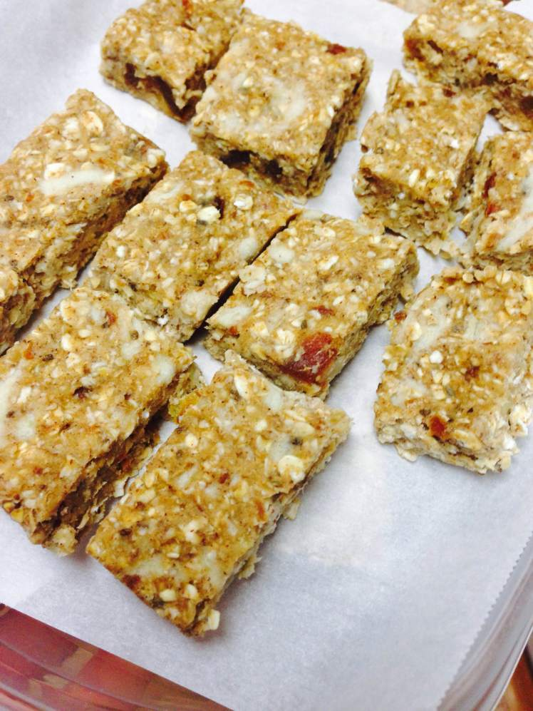 apple walnut snack bars 2