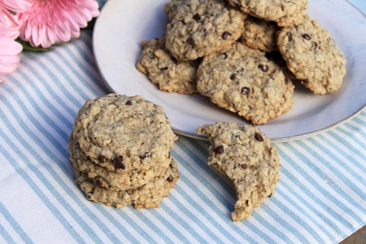 oatmeal cookies, cookies, dessert, baking, sweet