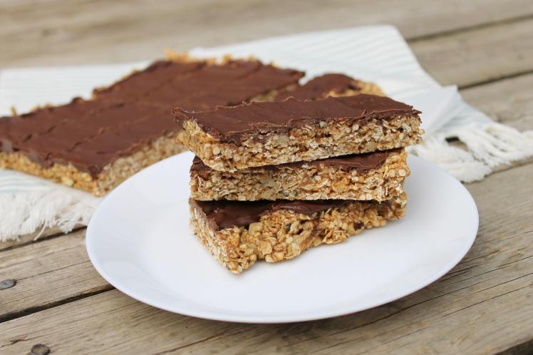Granola bars, snack