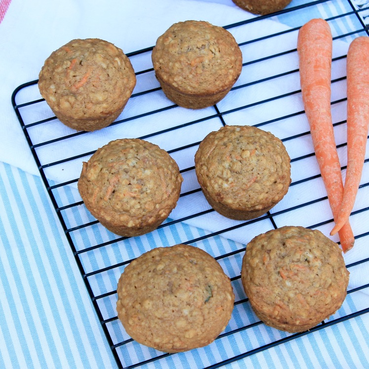 carrot muffin, dairy-free muffins, recipe, healthy muffin