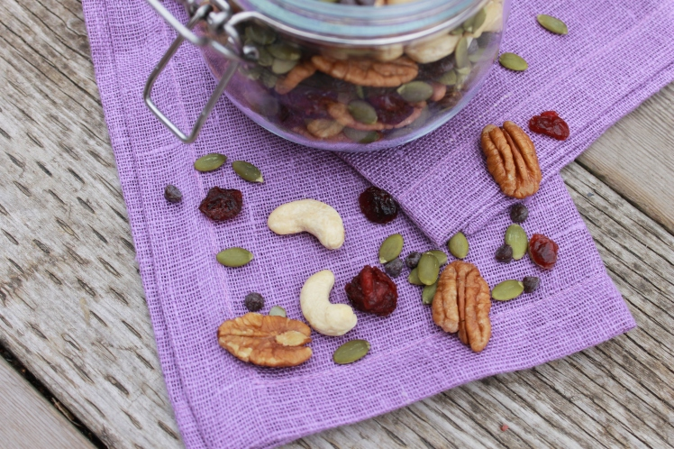 recipe, snack, easy snack, easy recipe, healthy snack, healthy recipe, trail mix