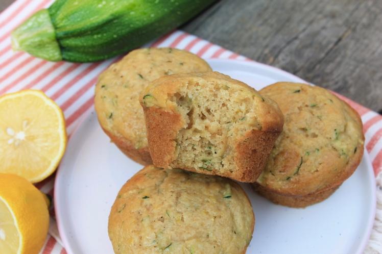muffins, zucchini muffins, lemon muffins, snack, dairy free muffins