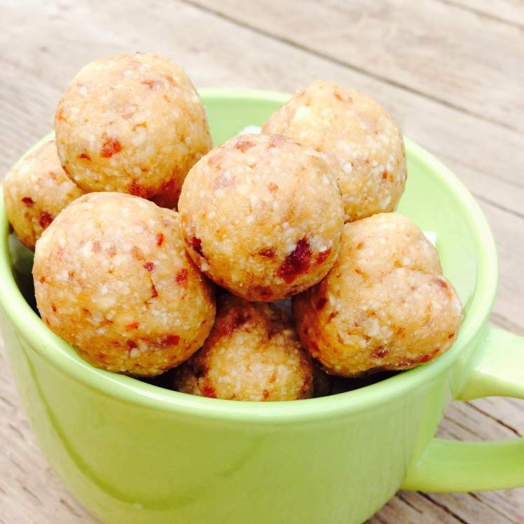 coconut cashew balls 1